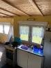 Wohnwagen Hobby mit winterfest ausgebautem Vorzelt und viel Zubehör in schöner Lage_10